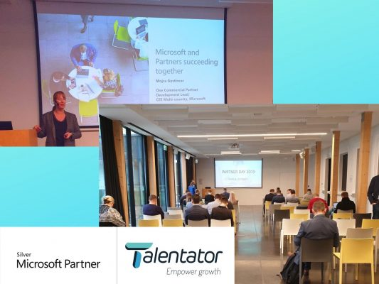 Microsoft Partner Day 2019 Talentator