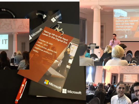 Taking HR to the Next Level in the Digital Era_Microsoft_Talentator