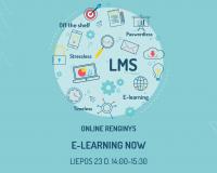 E-learning e. mokymas