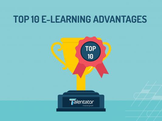 E-learning advantage